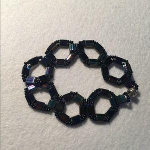 Jewelry - Tila bead bracelet